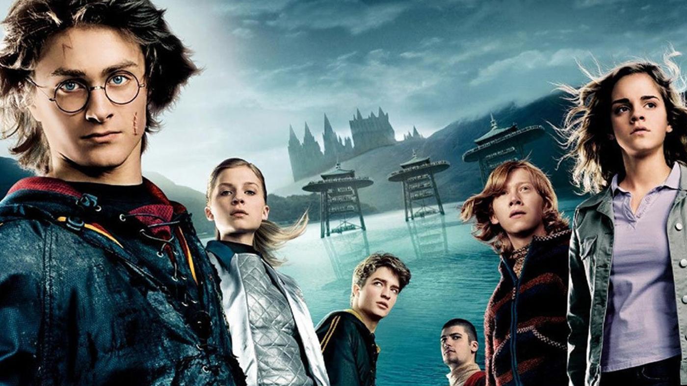 Harry Potter 4 E O Calice De Fogo Dublado Vivo